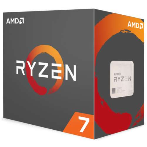 NEW! AMD Ryzen 7-1800X 8-Core Desktop Processor