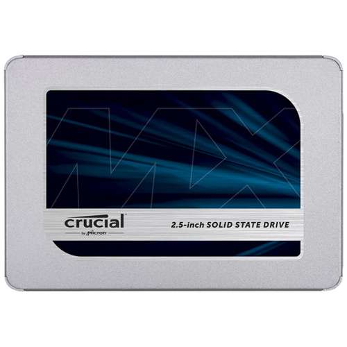 Alternate view 2 for Crucial MX500 250GB SATA 6GB/S Internal SSD