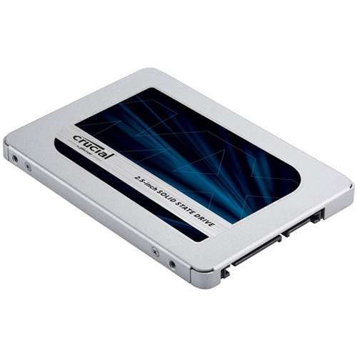 Alternate view 3 for Crucial MX500 250GB SATA 6GB/S Internal SSD