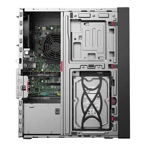 Alternate view 2 for Lenovo ThinkStation P330 30CY Tower PC