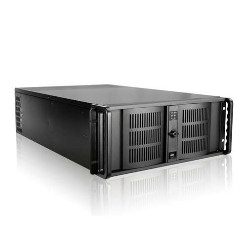 Alternate view 2 for iStarUSA D-400L-7 4U Rackmount Server Case