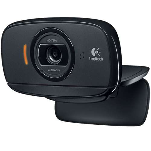 Alternate view 3 for Logitech 960-000715 C525 HD Webcam