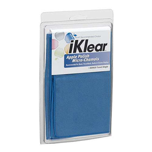 Alternate view 2 for iKlear Micro-Chamois Polishing Cloth - IK-MCK