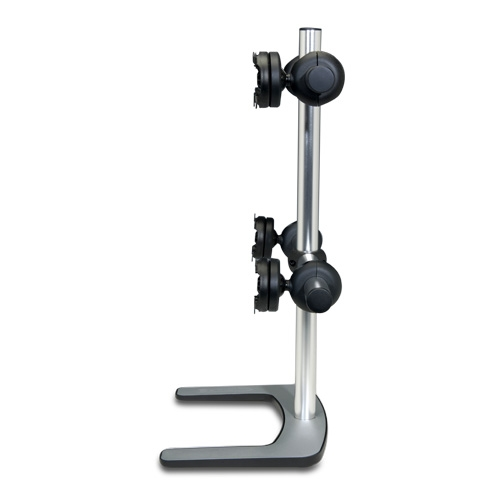 Alternate view 6 for Atdec V-FS-Q VISIDEC Freestanding Quad Mount