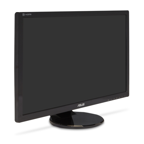 "Alternate view 2 for Asus 27"" Widescreen Full HD LED Monitor"