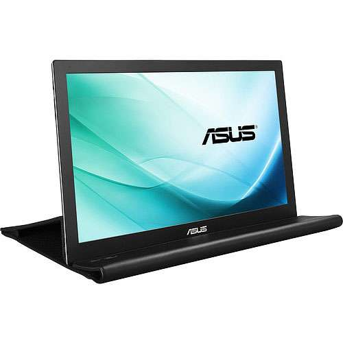 "Alternate view 3 for ASUS MB169B+ 15.6"" FHD USB3.0 Portable Monitor"