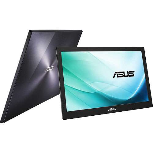 "Alternate view 5 for ASUS MB169B+ 15.6"" FHD USB3.0 Portable Monitor"