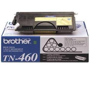 Alternate view 2 for Brother TN-460 Black Toner (6,000 Yield)