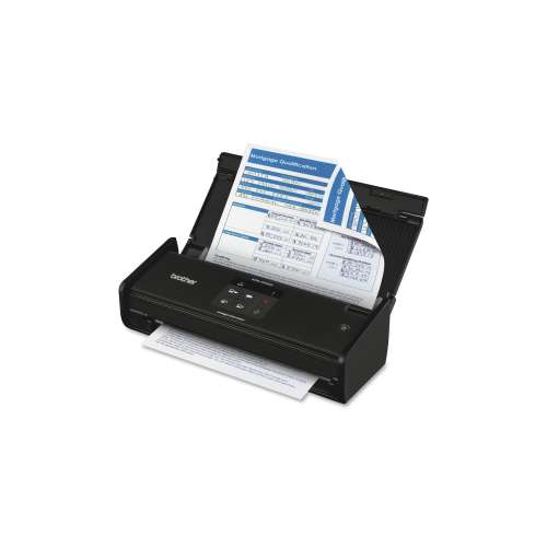 Alternate view 4 for Brother ImageCenter Document Scanner - ADS1000W