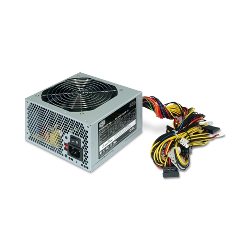 Alternate view 2 for Cooler Master Elite Series 460W Power Supply