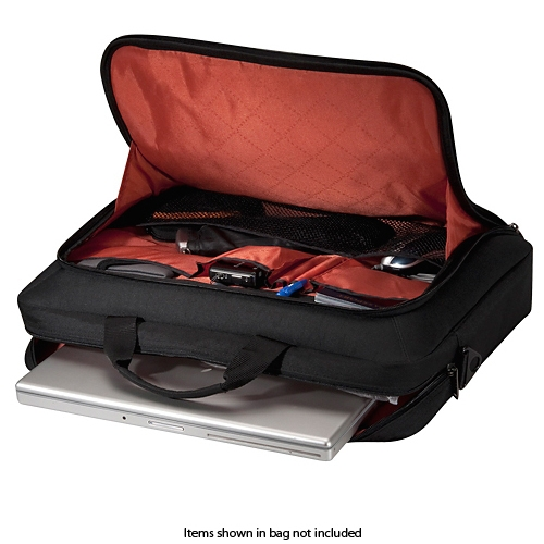Alternate view 3 for Everki Advance Laptop Bag Briefcase - EKB407NCH18