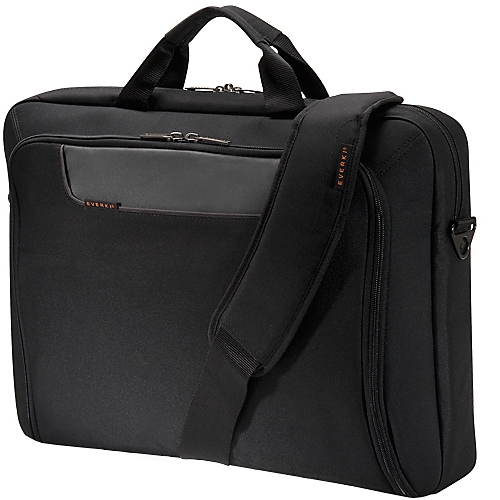 Alternate view 6 for Everki Advance Laptop Bag Briefcase - EKB407NCH18