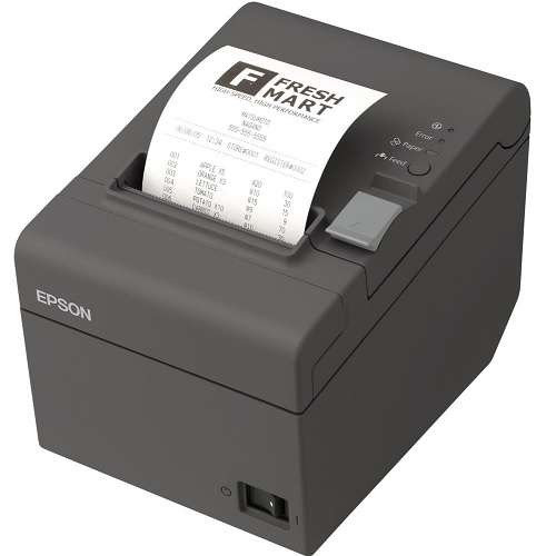 Alternate view 2 for Epson TM T20II - receipt printer - monochrome
