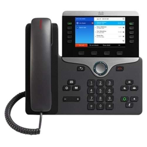 Alternate view 2 for Cisco IP Phone 8841 - VoIP phone