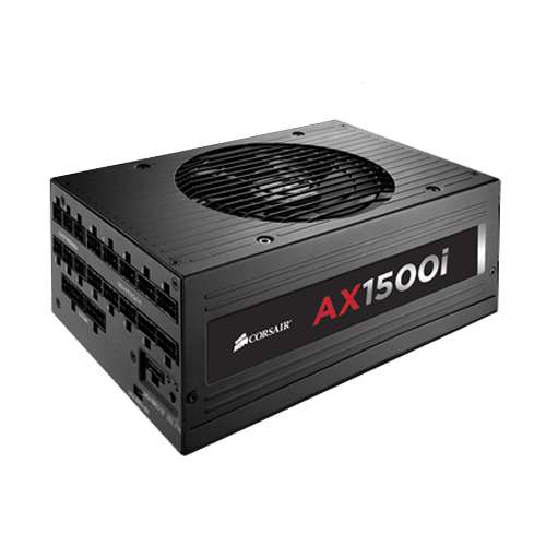 Alternate view 3 for Corsair AX1500i - Digital 1500 Watt Power Supply