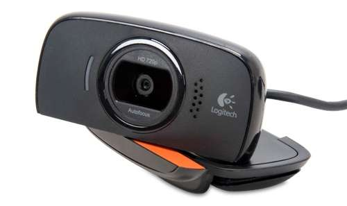 Alternate view 4 for Logitech 960-000715 C525 HD Webcam