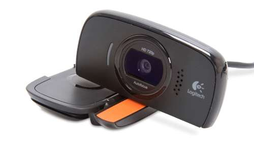 Alternate view 5 for Logitech 960-000715 C525 HD Webcam