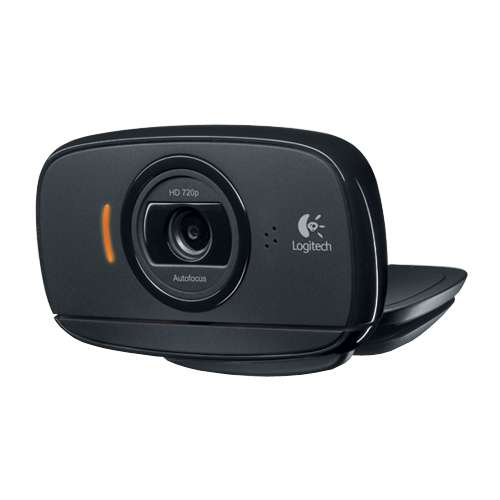 Alternate view 2 for Logitech 960-000715 C525 HD Webcam