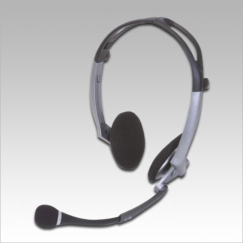 Alternate view 2 for Plantronics DSP-400 USB Folding Headset
