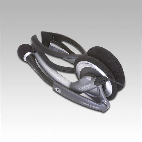 Alternate view 4 for Plantronics DSP-400 USB Folding Headset