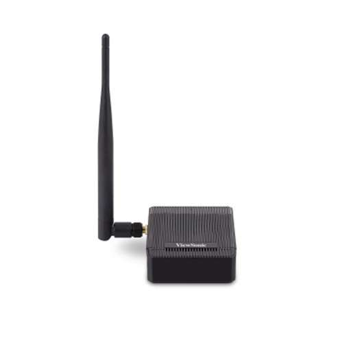 Alternate view 4 for ViewSonic HD Wireless Network Media Player