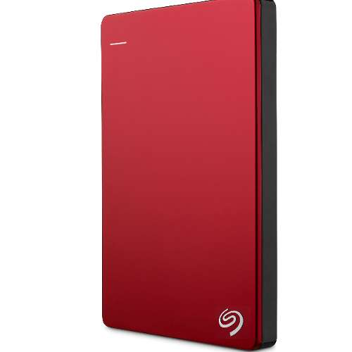 Alternate view 2 for Seagate® Backup Plus 2TB Portable Hard Drive