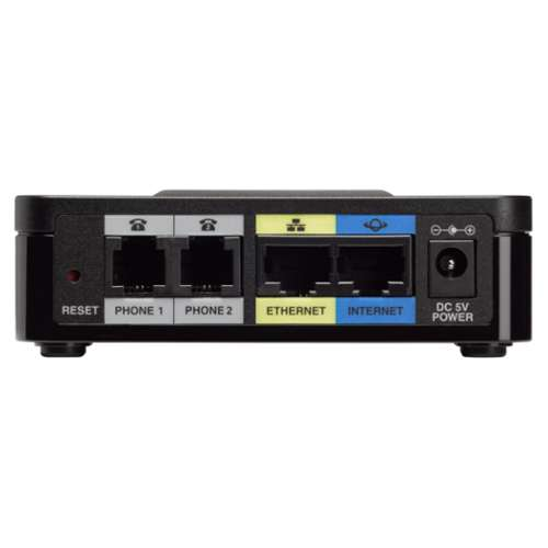 Alternate view 4 for Cisco Small Business SPA122 Router - SPA122