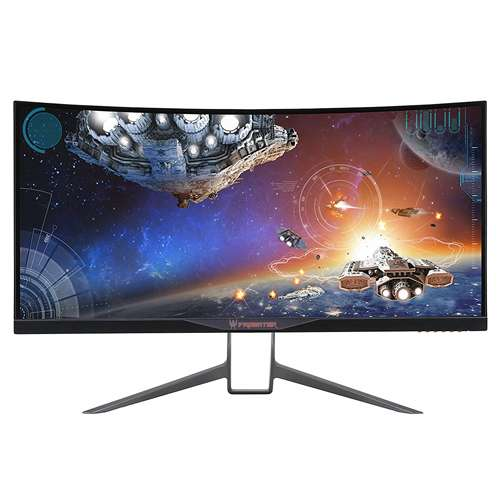 Alternate view 3 for Acer Predator X34 Curved Gaming Monitor