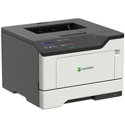 Alternate view 3 for Lexmark B2338dw Monochrome Laser Printer
