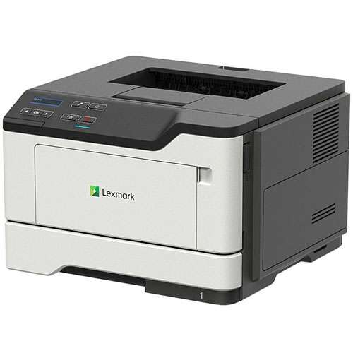 Alternate view 4 for Lexmark B2338dw Monochrome Laser Printer