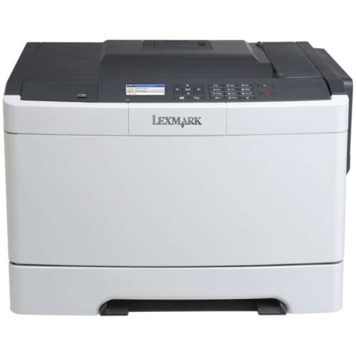 Alternate view 2 for Lexmark CS410dn Color Printer 28D0050