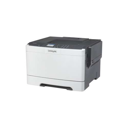 Alternate view 3 for Lexmark CS410dn Color Printer 28D0050
