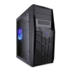 Alternate view 2 for Apevia X-Trooper Jr Mid Tower Case w/ Blue LED