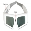Alternate view 5 for Acer JZ.JBU00.012 3D Glasses for H9500BD