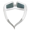 Alternate view 6 for Acer JZ.JBU00.012 3D Glasses for H9500BD