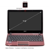 "Alternate view 5 for Acer Aspire Dual-Core 11.6"" Red Netbook"