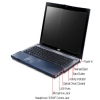 "Alternate view 4 for Acer Aspire Timeline 14"" Core i3 Blue Notebook PC"