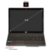 "Alternate view 7 for Acer AS5750-6438 15.6"" Notebook"