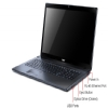 Alternate view 4 for Acer Aspire 17.3&quot; Core i5 500GB HDD Notebook
