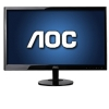 "Alternate view 2 for AOC e2251Fwu 22"" Class Widescreen LED Backlit Moni"