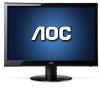 Alternate view 2 for AOC 27&quot; Wide 1080p LED Monitor, 2ms, DVI, HDMI