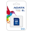 Alternate view 3 for A-Data 8GB Class 4 SDHC Flash Card 