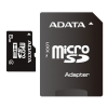 Alternate view 2 for ADATA 8GB microSDHC Flash Card with SD Adapter