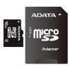 Alternate view 2 for ADATA 16GB microSDHC Flash Card with SD Adapter