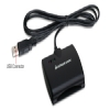 Alternate view 3 for IOGEAR USB Smart Card Reader - SMART card reader