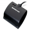 Alternate view 4 for IOGEAR USB Smart Card Reader - SMART card reader