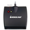 Alternate view 5 for IOGEAR USB Smart Card Reader - SMART card reader
