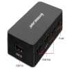Alternate view 4 for IOGEAR 3-Port HDMI Switcher 3D Ready