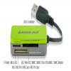 Alternate view 7 for Iogear GFR209 12-in-1 Pocket Card Reader/Writer