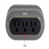 Alternate view 3 for RCA Travel Charger with Surge Protection
